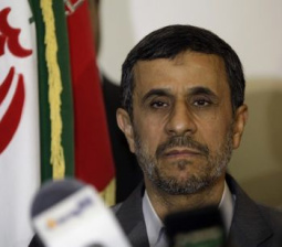 Iran's Ahmadinejad says will not make presidential comeback bid