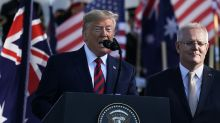Trump says he doesn't need China deal before election and unveils Iran central bank sanctions