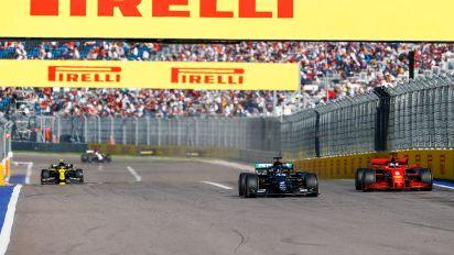 Hamilton:F1幹事試圖以荒謬的處罰來阻止我