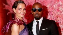 Katie Holmes and Jamie Foxx Pose Together in Matching Met Gala Looks