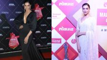 Dreamy White Sari Or Fierce Black Gown: Which Attire Of Deepika's Wowed Us More?