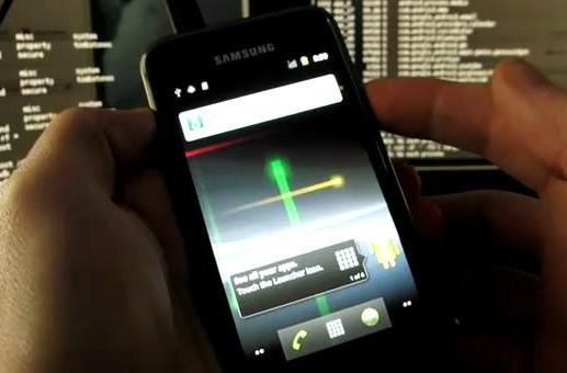 Samsung Galaxy S receives Gingerbread port right from the Nexus S source (video)