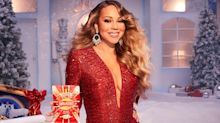Mariah Carey's Turn In Walkers Crisps' Christmas Advert Is As Gloriously Camp As You'd Expect