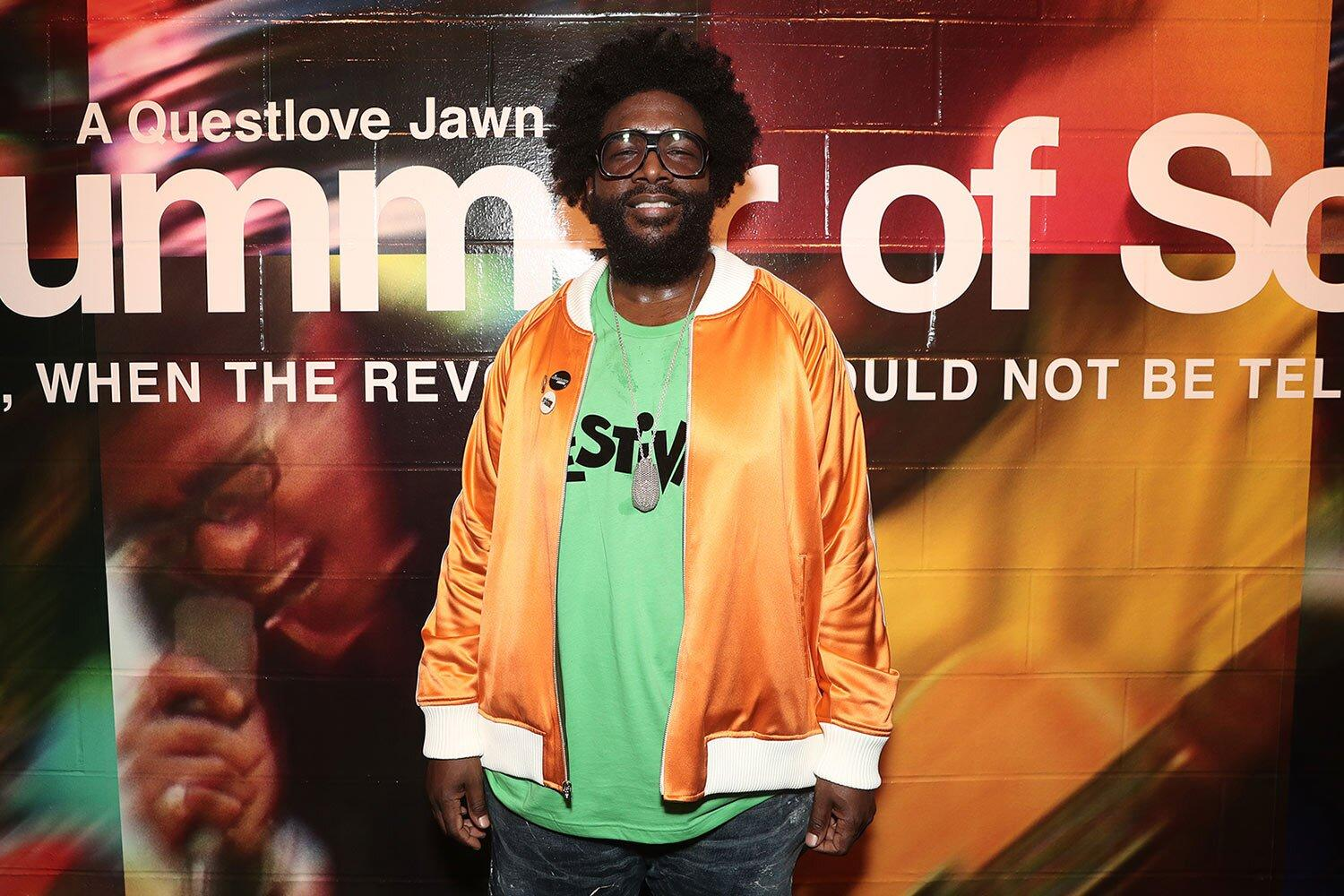 """Questlove Makes Directorial Debut With """"Summer of Soul"""" Documentary About 1969 Harlem Cultural Festival"""