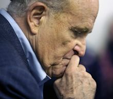Rudy Giuliani turns over alleged Hunter Biden laptop to authorities in Delaware