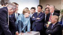 EU's Verhofstadt goes viral after teasing Trump over Russia ties in global caption contest