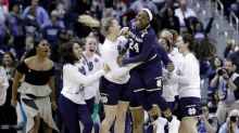Best ever? Notre Dame's thrilling Women's Final Four win over UConn will go down in history
