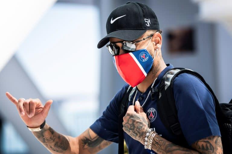 Neymar Puma Conclude Endorsement Deal Reports