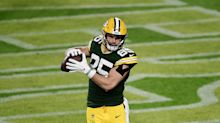 Fantasy football week 12 tight end rankings