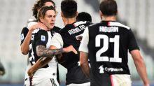 Foot - ITA - La Juventus Turin sacrée championne d'Italie grâce à sa victoire contre la Sampdoria