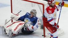 Russian forward Zaripov suspended for doping in KHL