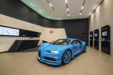 Bugatti Chiron 抵台發表