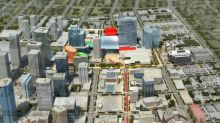 Downtown Edmonton Galleria project suspended