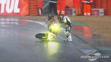 VÍDEO: Acidente bizarro quase mata piloto nas 24 Horas de Le Mans de motos