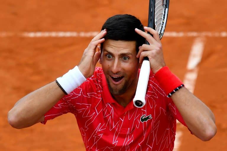 Djokovic Mauled Over Coronavirus Horror Show