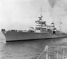 The Navy Has Finally Solved the Mystery of the Missing Man From the Sinking of a WWII Cruiser