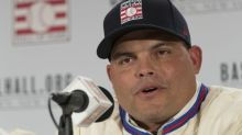 How well does Ivan Rodriguez knows his own stats?