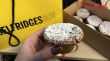 London bakery creates mince pie cookie cups