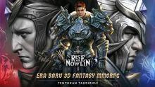 Strategi Telkomsel Pasarkan MMORPG Rise of Nowlin
