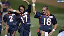 Peyton Manning Dancing To 'Rocky Top' Is Sweet As Soda Pop