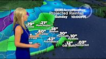 WBZ AccuWeather Midday Forecast For May 30