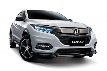 價值3萬,Honda HR-V CARBON特仕車限量登場 再享5年不限里程延長保固