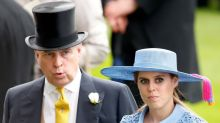 Prince Andrew Has 'Embarrassed the Family' and Friends Are Concerned for Princess Beatrice, Source Says
