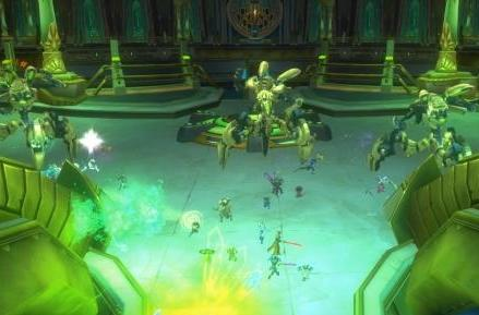 WildStar is scaling Datascape down to 20 players