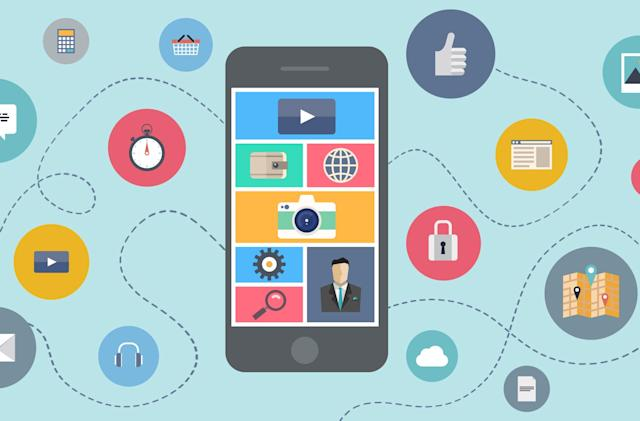 Top 5 mobile app trends to watch out for in 2017