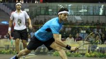 Winning Elshorbagy revels in anger at losing top spot