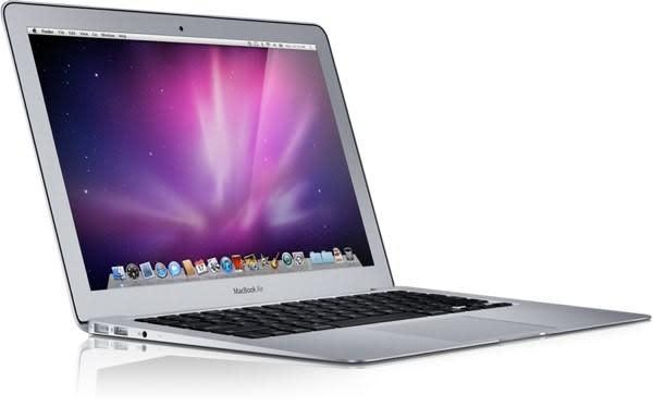 Apple's new MacBook Air (update: video)