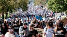Americans plan widespread protests if Trump interferes with election