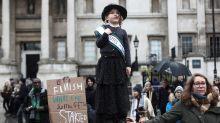 March4Women Through London Sees Sadiq Khan Join Demonstrators For Gender Equality