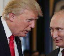 Putin rejects Trump's claims that Hunter Biden's behaviour 'criminal'