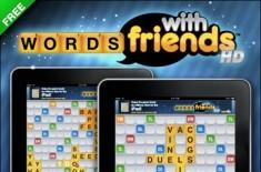 Words With Friends HD for iPad gets a free version