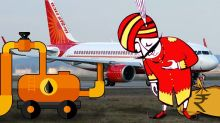 Maharajah in debt! Oil companies threaten to stop Air India's fuel supply unless dues are cleared