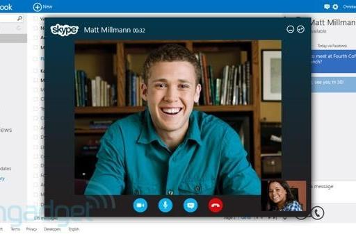 Microsoft launches Outlook.com, a new email service with limited ads, unlimited storage and built-in Skype