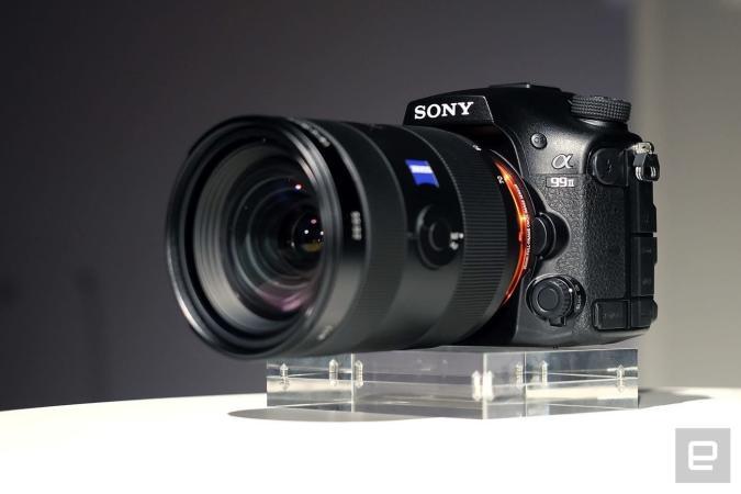 Sony is no longer selling DSLRs