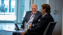 Ford CEO Jim Hackett to Retire; Jim Farley Named Successor