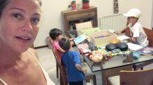 Luana Piovani posa com os filhos e volta a alfinetar Scooby: 'Antes do previsto'