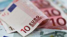 Euro extiende pérdidas al inicio de una semana interesante