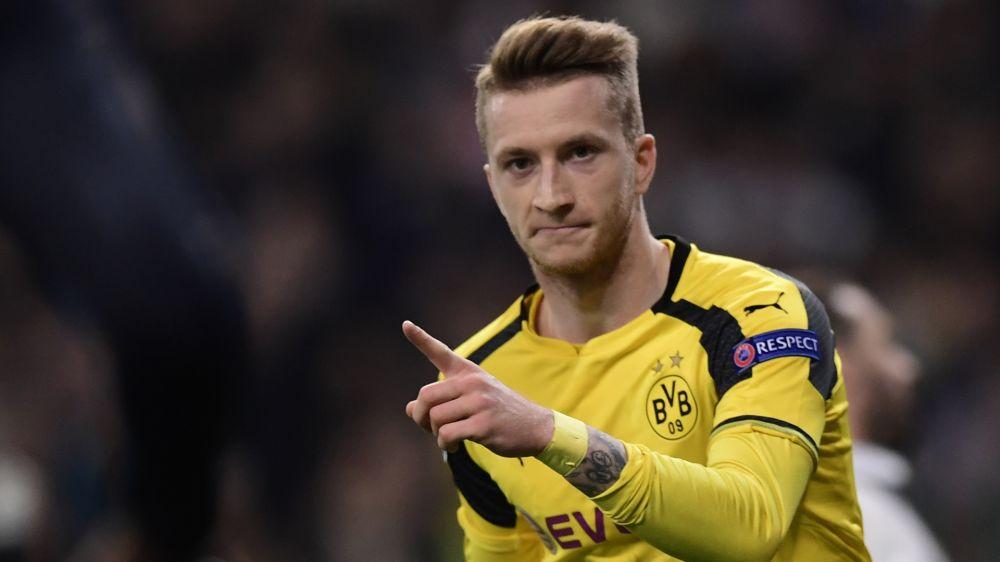 Borussia Dortmund: Reus gibt Comeback gegen Frankfurt