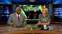 Md. man sexually assaulted in Navy speaks out