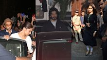 Sridevi dies at 54: Bollywood celebs pour into Anil Kapoor's home to offer condolences