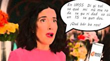 El IMSS le entra al reto de 'Paulina de la Mora', de 'La Casa de las Flores'