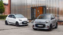Mercedes-Benz 和吉利一同打造的 Smart 品牌全球合資公司成立了