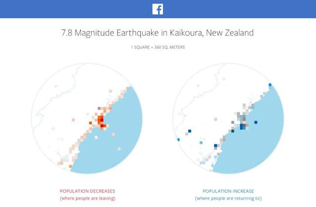 Facebook's new maps will help responders during natural disasters