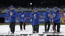 Mets and SNY Get Soaked by Rainouts and COVIDDelays