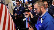 S&P, Nasdaq hit record highs; technology leads