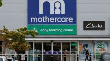 Mothercare sales stumble on global retail woes
